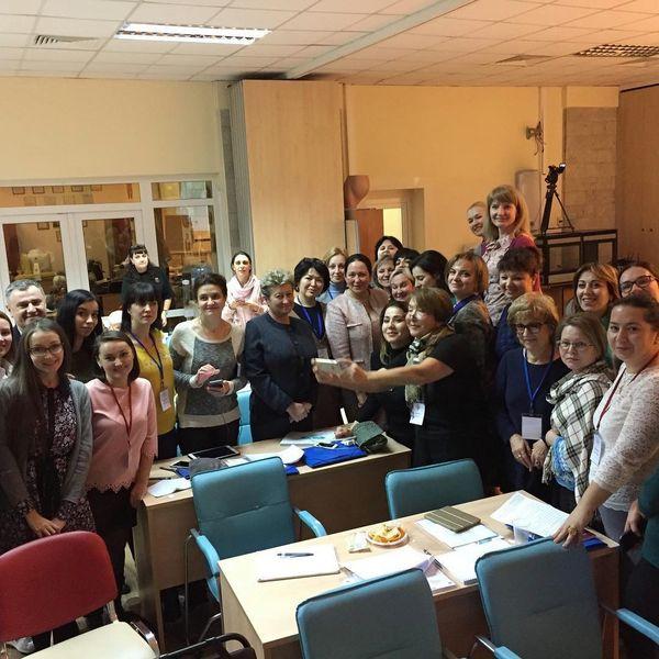 Название «Школа РОАГ» 19-22.11.2018